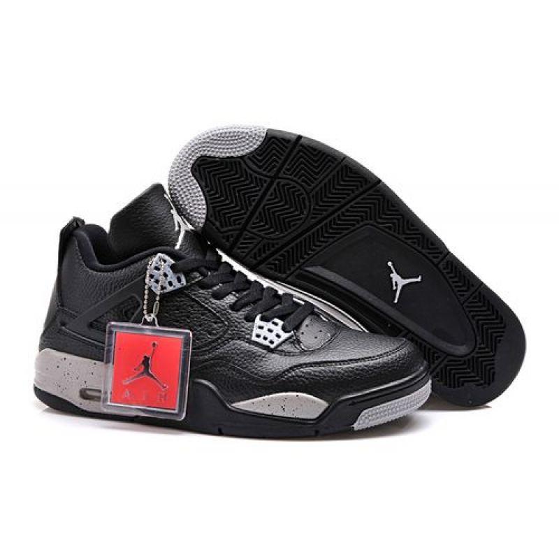 bc0318b9565e Баскетбольные кроссовки Jordan 4 Retro Oreo 136030-001 - С гарантией