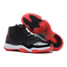 """Баскетбольные кроссовки Jordan 11 Retro """"Bred"""" 378037-010 - С гарантией"""
