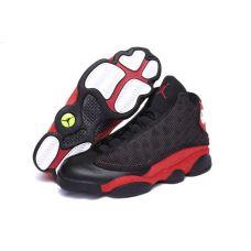 """Баскетбольные кроссовки Jordan Retro 13 """"Bred"""" 414571-010 - С гарантией"""