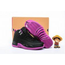 Женские баскетбольные кроссовки Jordan 12 510815-018 - С гарантией