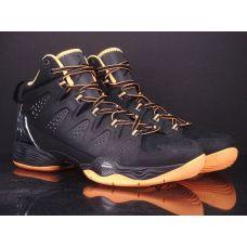 Оригинальные кроссовки для баскетбола Jordan Melo M10 Black Atomic Mango 629876 013 - С гарантией
