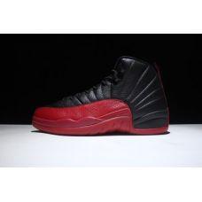 """Баскетбольные кроссовки Nike Air Jordan XII Retro """"Flu Game"""" 130690-002 (Реплика А+++)"""