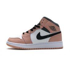 Баскетбольные кроссовки Air Jordan 1 Retro HI OG 555112-803 (Реплика А+++)