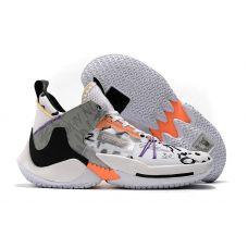 Баскетбольные кроссовки Air Jordan Why Not Zero.2 SE AV4326-101 (Реплика А+++)