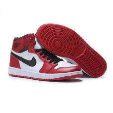 """Баскетбольные кроссовки Air Jordan 1 Retro High OG """"CHICAGO"""" 555098-101 (Реплика А+++)"""