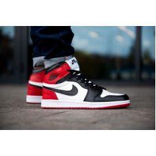 Баскетбольные кроссовки Air Jordan 1 Retro High OG BG 575441-125 (Реплика А+++)