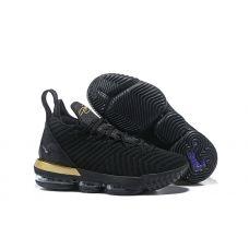 """Баскетбольные кроссовки Nike Lebron 16 """" I'm King"""" BQ5957-007 (Реплика А+++)"""