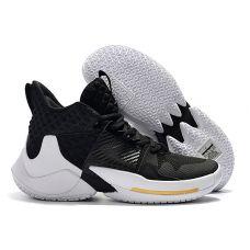 "Баскетбольные кроссовки Air Jordan Why Not Zero.2   ""THE FAMILY""  CI6284-001 (Реплика А+++)"