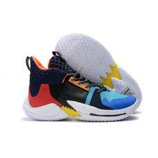 """Баскетбольные кроссовки Air Jordan Why Not Zero.2  """"FUTURE HISTORY""""  CI6284-900 (Реплика А+++)"""