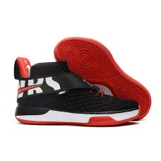 """Баскетбольные кроссовки Nike Zoom UNVRS """"BLACK/WHITE/RED"""" CQ6423-104 (Реплика А+++)"""