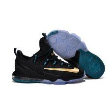 Баскетбольные кроссовки Lebron Xlll Low 831926-074 (Реплика А+++)