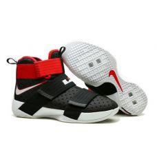 Баскетбольные кроссовки LeBron Soldier 10 SFG 844374-016 - С гарантией