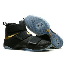 Баскетбольные кроссовки LeBron Soldier 10 SFG 844374-070 - С гарантией
