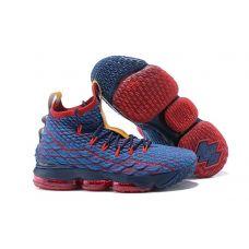 Баскетбольные кроссовки Nike LeBron XV 887648-406 - С гарантией