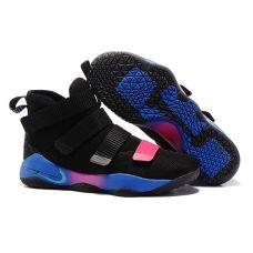 Кроссовки Nike LeBron Soldier 11 897645-410 - С гарантией
