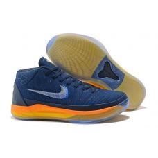 Баскетбольные кроссовки Nike Kobe AD EP A.D. Mid 922485-401 (Реплика А+++)