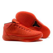 "Баскетбольные кроссовки Nike Kobe AD Mid ""Passion"" 922485-600 (Реплика А+++)"