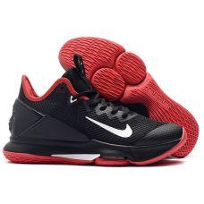 Баскетбольные кроссовки Nike Lebron Witness 4 CD0189-103 (Реплика А+++)