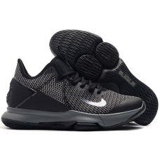 Баскетбольные кроссовки Nike Lebron Witness 4 CD0189-600 (Реплика А+++)