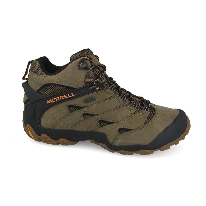bc12e129 Зимние ботинки Merrell Chameleon 7 Mid Waterproof J12045 - С гарантией