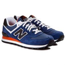 Мужские оригинальные кроссовки New Balance 574 ML574MOY - С гарантией
