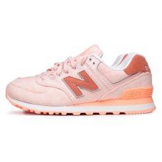 Женские оригинальные кроссовки для бега New Balance 574 WL574SWA- С гарантией