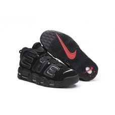 Баскетбольные кроссовки Supreme x Nike Air More Uptempo 902290-001(Реплика А+++)