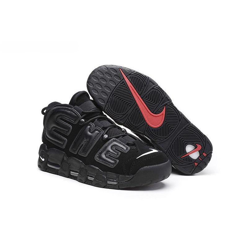 Кроссовки Supreme x Nike Air More Uptempo 902290-001 - С гарантией 35d3ddcf9