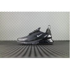 Кроссовки Nike Air Max 270 Flyknit All Black AH8051-202 - С гарантией