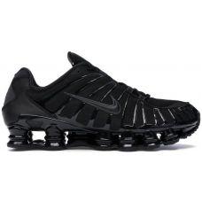 "Кроссовки Nike Shox TL  ""Black Metallic Hematite"" AR3596-002 (Реплика А+++)"