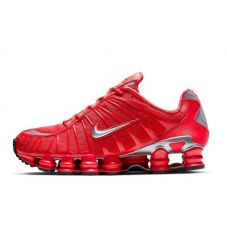 "Кроссовки Nike Shox TL ""Speed Red"" AV3599-600 (Реплика А+++)"
