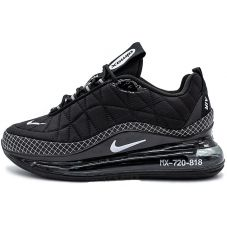 "Кроссовки Nike Air Max-720-818 ""BLACK"" CI3891-001 (Реплика А+++)"