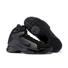 Баскетбольные кроссовки Nike Hyperdunk 2008 Black Black-Anthracite 324821-001 (Реплика А+++)