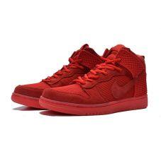 Высокие кроссовки Nike Dunk CMFT PRM 705433-601 - С гарантией