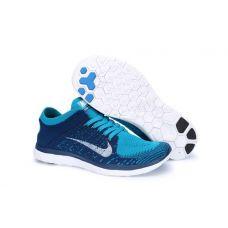 Мужские кроссовки Nike Free 4.0 Flyknit 631053-401 - С гарантией