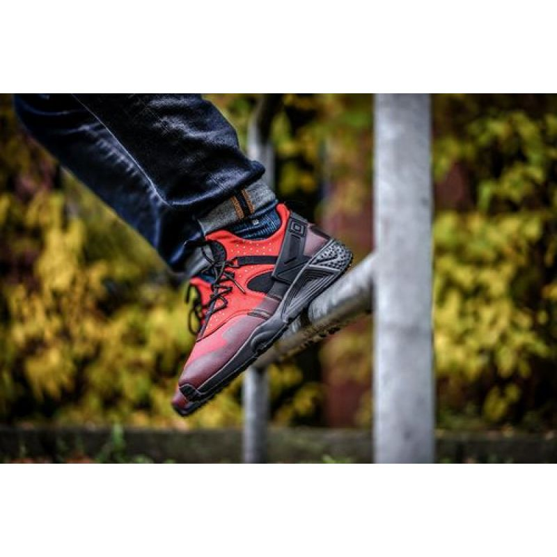 sale retailer 895a1 9f14d Кроссовки Nike Air Huarache Utility 806807-600 - С гарантией