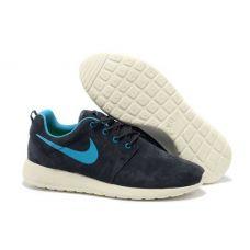Мужские кроссовки Nike roshe run(замша) m-01