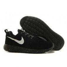 Мужские кроссовки Nike roshe run(замша) m-02
