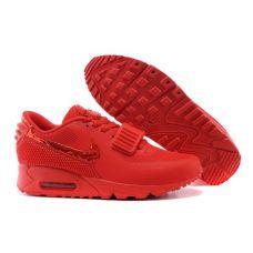 Кроссовки Nike Air Yeezy 2 Sp Max 90 508214-600 - С гарантией