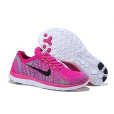 Женские кроссовки Nike Free 4.0 Flyknit 717076-500 - С гарантией