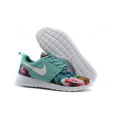 Женские кроссовки Nike Roshe Run Floral w-04