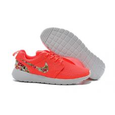 Женские кроссовки Nike Roshe Run Floral w-01