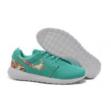 Женские кроссовки Nike Roshe Run Floral w-03