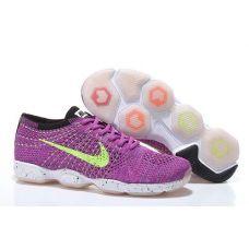 Женские кроссовки Nike Zoom Fit Agility Flyknit 698616 - С гарантией