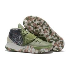 "Баскетбольные кроссовки Nike Kyrie 6 PRE-HEAT ""SHANGHAI"" BQ4630-303 (Реплика А+++)"