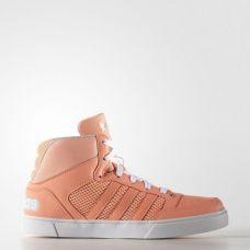 Кроссовки женские высокие Adidas Hoops Vulc Mid F99489 - C гарантией