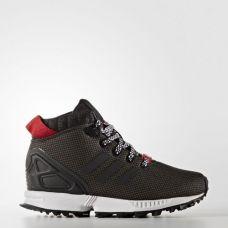 Ботинки детские Adidas ZX Flux 5/8 Trail J S76267 - С гарантией
