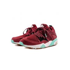 "Женские кроссовки Sneaker Freaker x Packer x Puma Blaze of Glory ""Bloodbath"" 361044-01 - С гарантией"