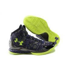 Баскетбольные кроссовки Under Armour Curry 1 1258723-005 - С гарантией