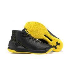 Баскетбольные кроссовки Under Armour Curry 3 Black Camo 1269279-007 - С гарантией